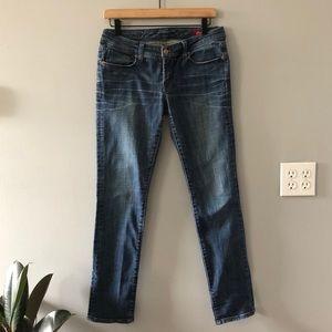 Seven7 skinny denim Jean Size 29